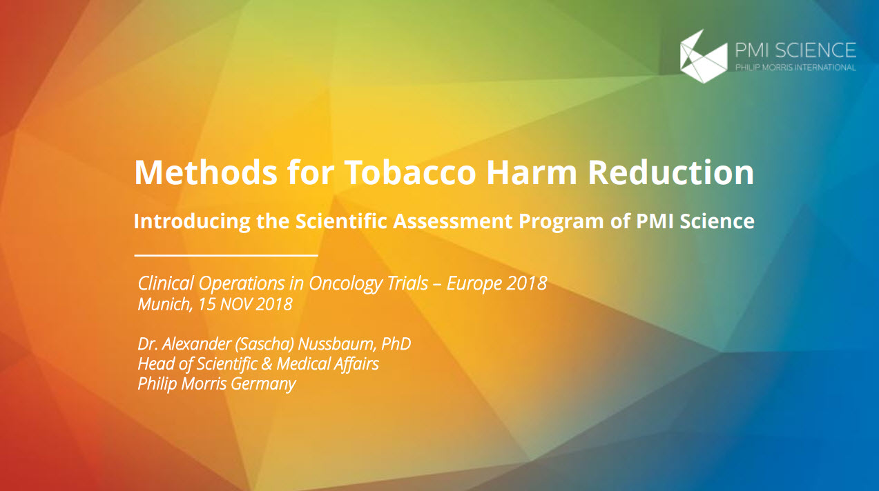 A. Nussbaum_Methods for tobacco harm reduction