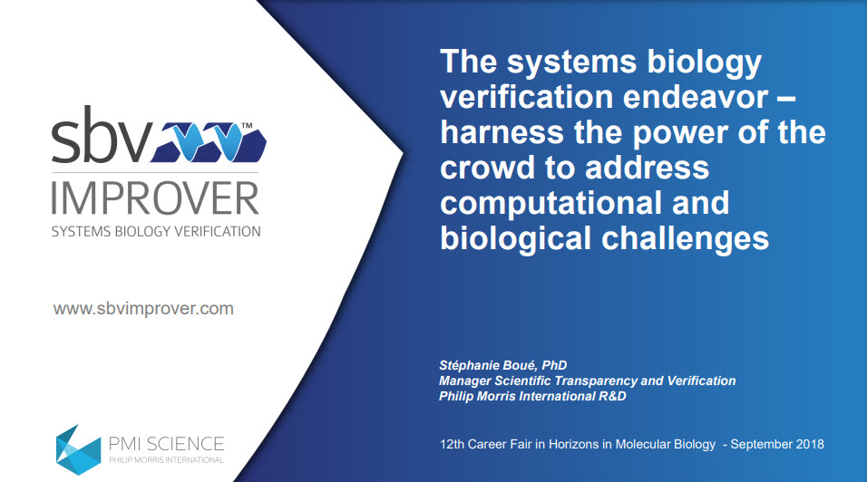 The systems biology verification endeavour